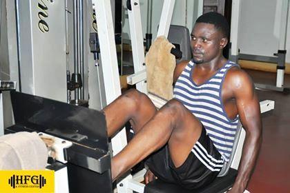 Footballer Bashir Kawooya yearns to achieve life dreams #Uganda Bashir Kawooya1