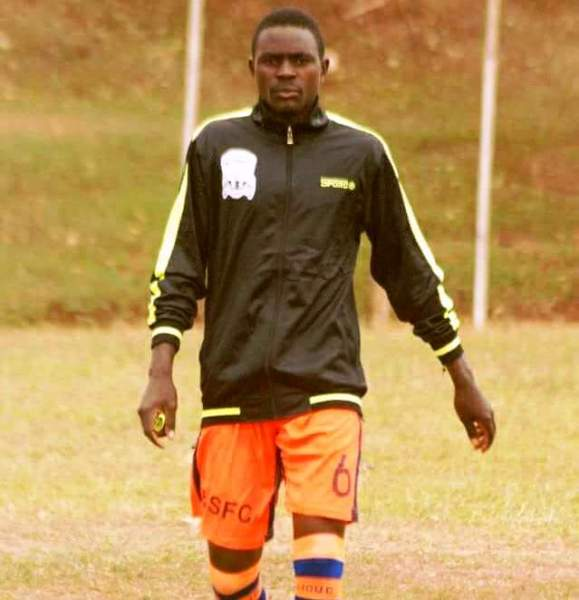 Footballer Bashir Kawooya yearns to achieve life dreams #Uganda Bashir Kawooya2