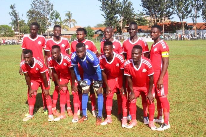 Kirinya-Jinja S.S further condemns relegated Paidha Black Angels #Uganda Kirinya Jinja S