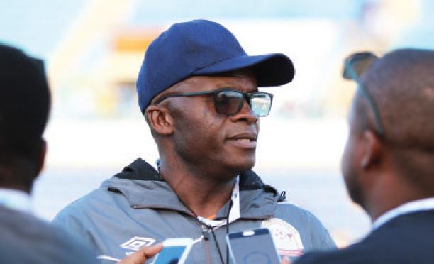 Mogomotsi appointed Botswana national football team head coach #Uganda Mpogomotsi