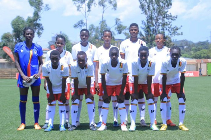Crested Cranes pip Kampala select team #Uganda fufa crested cranes xi vs kampala select