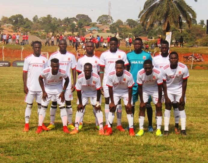 Wounded Kirinya-Jinja takes on already relegated Paidha Black Angels #Uganda Paidha Black Angels XI