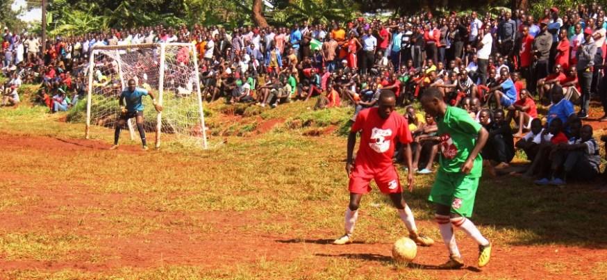 Jinja community wholesomely embraces the enticing copa 2019 football championship #Uganda Fans at JICO