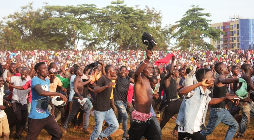Excitement as Jinja SS eject resilient Bulo Parents to qualify for Copa 2019 semifinals #Uganda Jinja SS fans