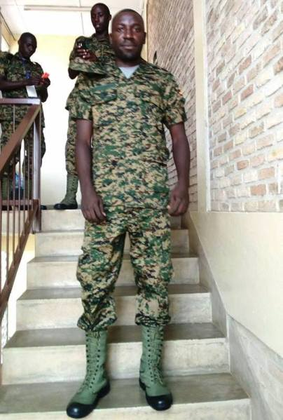 Dead ball specialist passes on #Uganda Lule Jimmy soldier