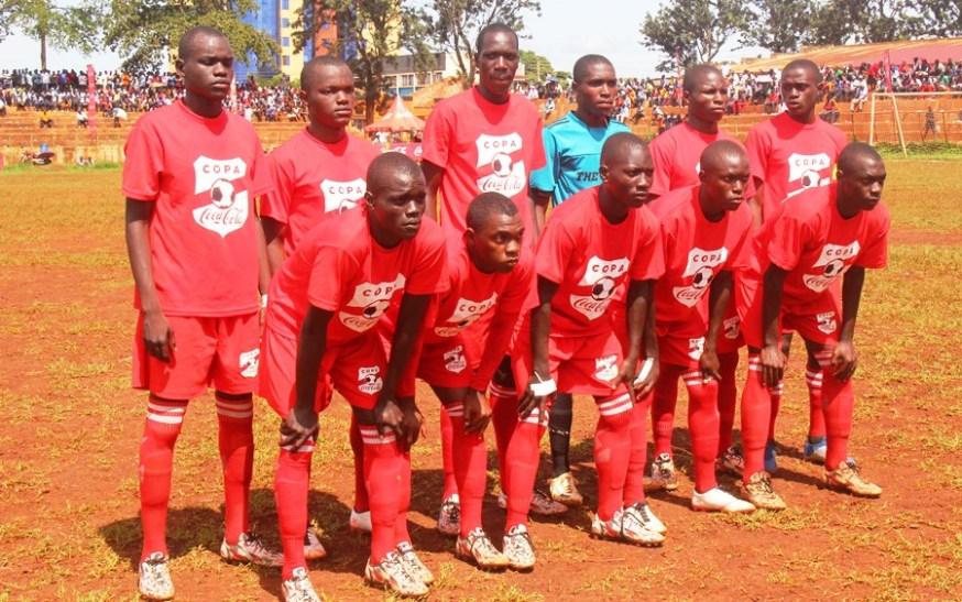 Standard High School Zana completes Wakiso trio to the Copa 2019 semi-finals #Uganda Royals Giants XI Vs Standard High School Zana