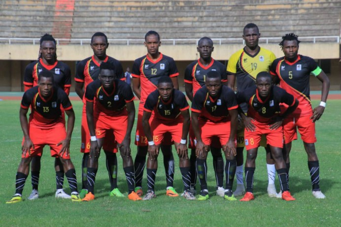 AFCON, COSAFA Teams play out draw in trial game #Uganda coasafa cranes