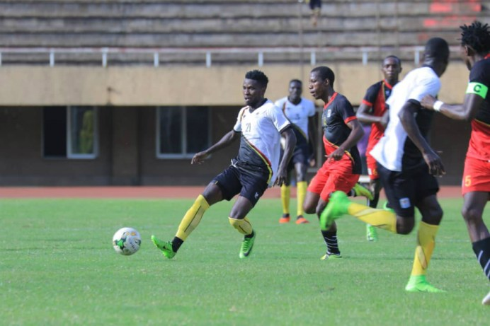 AFCON, COSAFA Teams play out draw in trial game #Uganda uganda cranes afcon coasafa