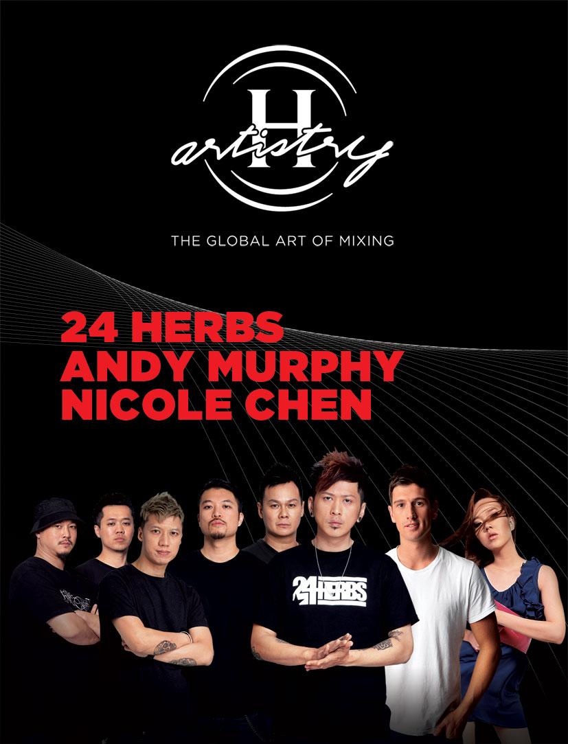 H-Artistry 2013 Penang SPICE (1)