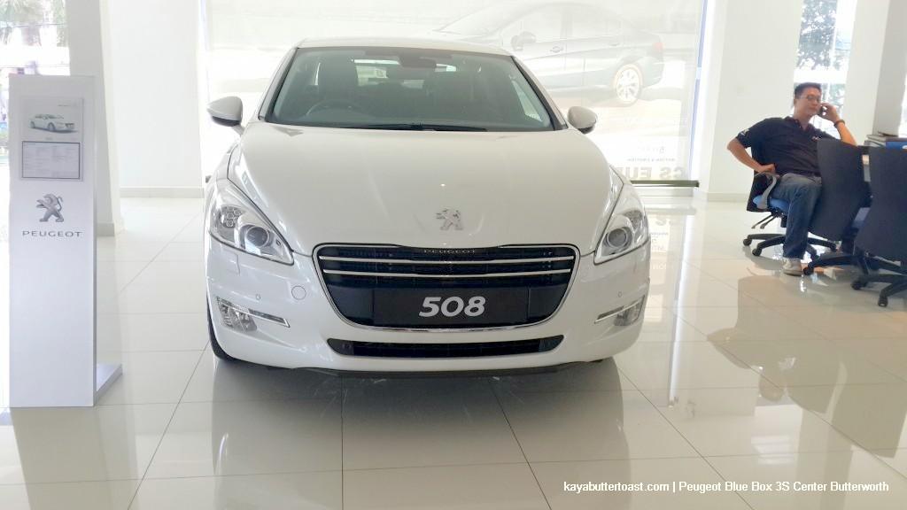 Peugeot Blue Box 3S Center Butterworth Penang (5)