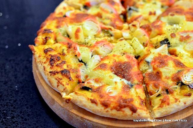 New York Pizza New York Burger Irrawady Road Penang (15)