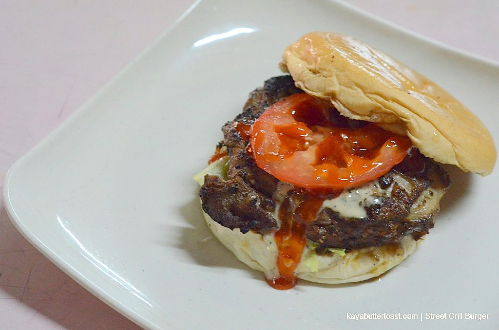 Street Grill Burger Gurney Drive Review (5)