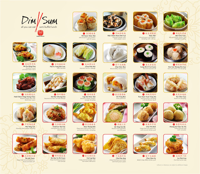 All-You-Can You Eat Semi Buffet Dim Sum Lunch @ Golden Phoenix Equatorial Hotel Penang (26)