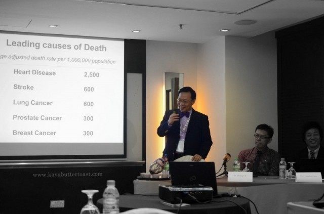 Coronary Heart Diseases Update & Latest Treatment Updates Malaysia 2013 (1)