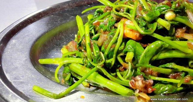 Relau Seafood Cafe Zhu Char @ Lengkok Nipah Roadside, Taman Lip Sin, Penang (9)