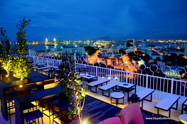 Three Sixty Degree Skybar @ Bayview Hotel Georgetown, Penang (5)