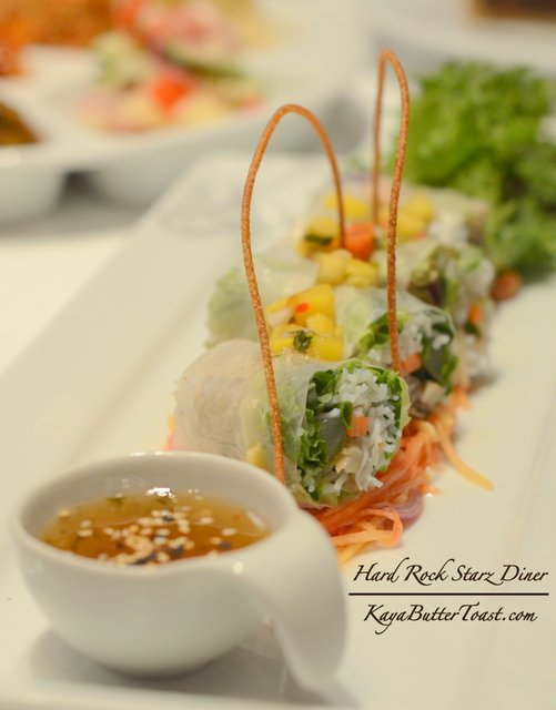 Introducing the New Menu with New Dishes @ Starz Diner, Hard Rock Hotel Penang! (5)