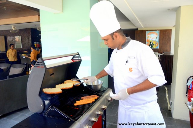 [INVITED REVIEW] Saturday Sunday Sausage Sizzle Promotion @ G Pool Bar, G Hotel Gurney, Penang (11)