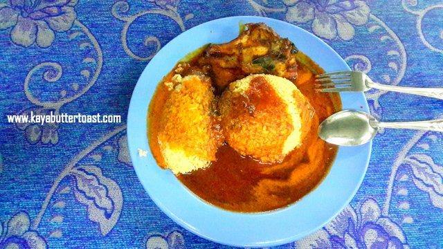 The Best Nasi Tomato in Penang @ Flat Taman Seri Damai, Batu Lanchang, Penang (10)