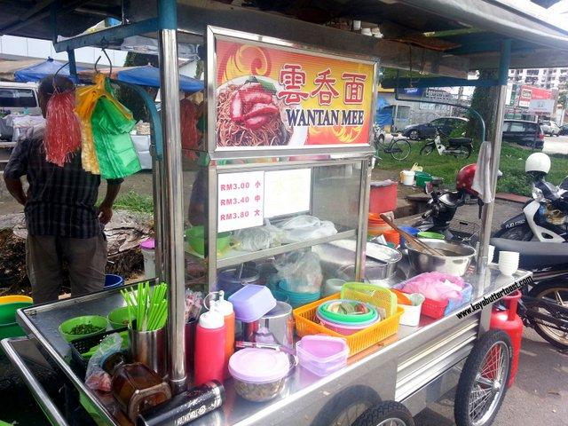 Ak Thui Mee Suah @ Jalan Sungai Pinang, Georgetown, Penang (8)
