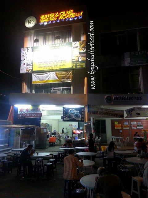 Hokkien Mee @ In Front of Butter & Olive Academy, Perak Road, Penang (1)