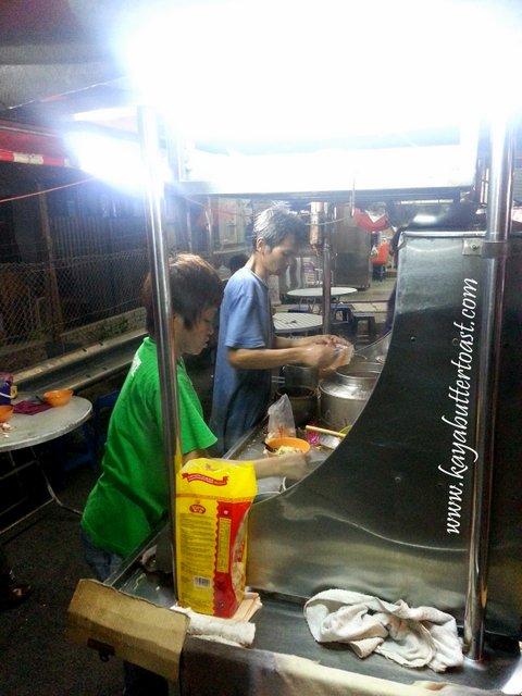 Hokkien Mee @ In Front of Butter & Olive Academy, Perak Road, Penang (3)