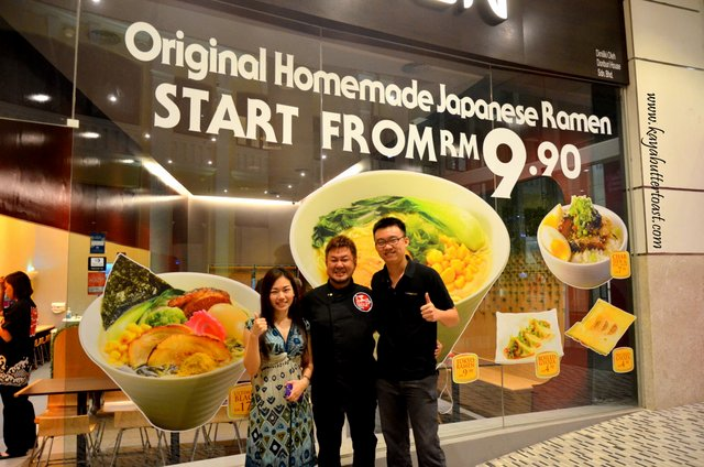 [Invited Review] Edo Ramen @ Gurney Paragon Mall, Penang (3)