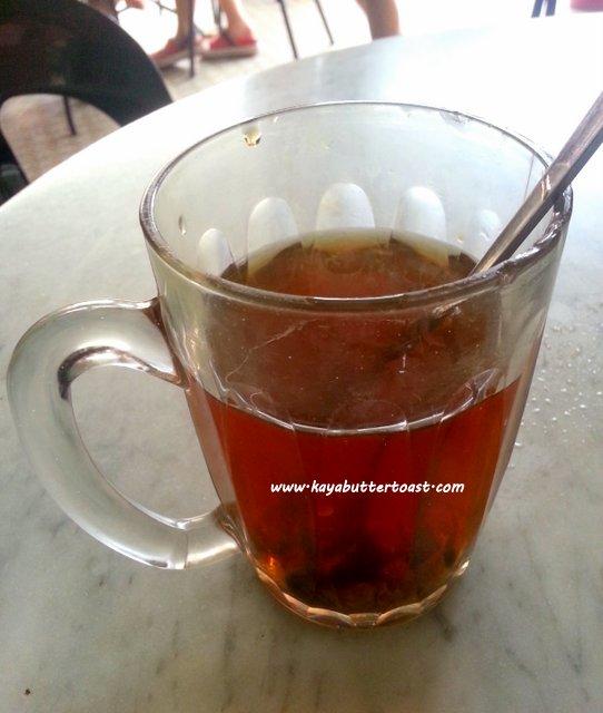 Kuan Yin Temple Hainan Lor Mee @ Hai Beng Cafe, Georgetown, Penang (8)