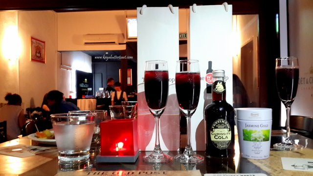 The Launching of Fentimans Curiosity Cola by Exclusivitea @ The Wine Shop, Pulau Tikus, Penang (9)