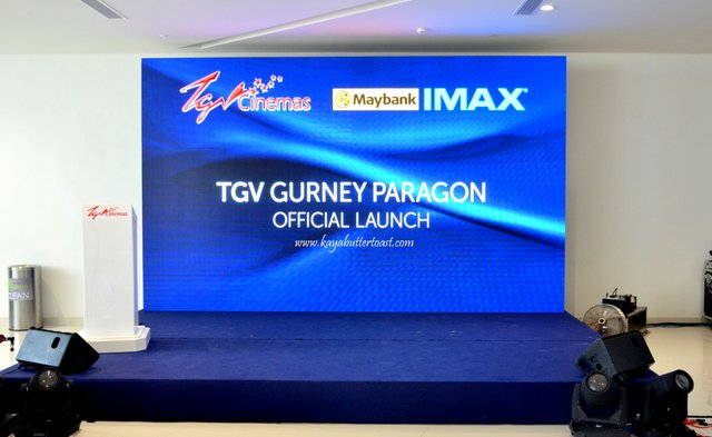 The Launching of TGV Gurney Paragon & Première Screening of The Amazing Spider-Man 2 (3)