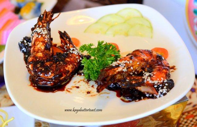 Eastin Hotel Penang July 2014 Buffet Theme - Peranakan Cuisine (5)