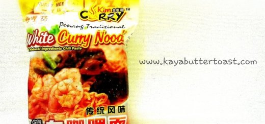 Kim Curry's Traditional White Curry Noodle (1)