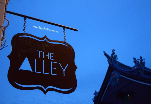 The Alley Cafe @ Stewart Lane, Georgetown, Penang (1)