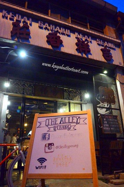 The Alley Cafe @ Stewart Lane, Georgetown, Penang (2)