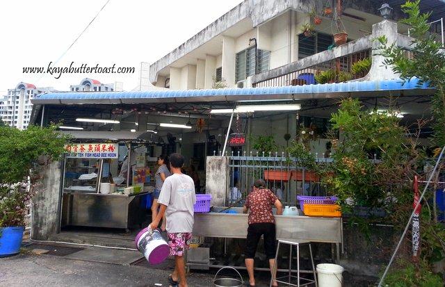 Famous Sungai Dua Fish Meat Bee Hoon, Tom Yam & Bah Kut Teh Stall @ Sungai Dua, Penang (2)