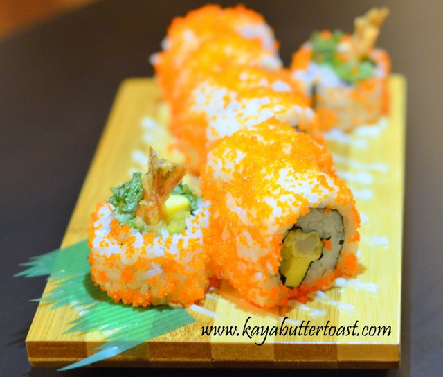 Sakana Sushi Bar and Cuisine @ Penang Road, Georgetown, Penang (6)