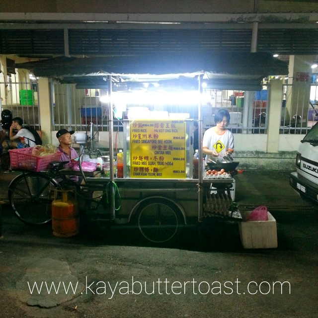 Hokkien Mee @ Night Street Food, Jelutong Market (3)