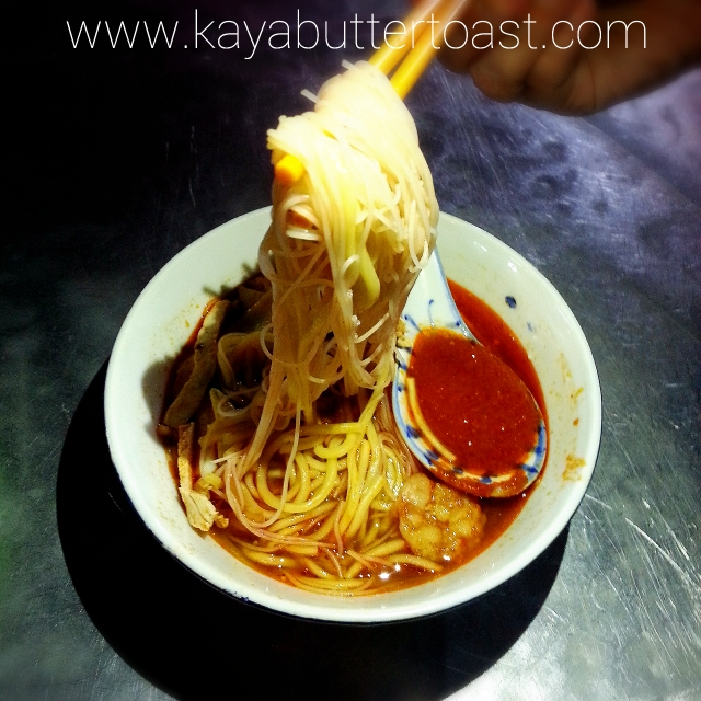 Hokkien Mee @ Night Street Food, Jelutong Market (5)