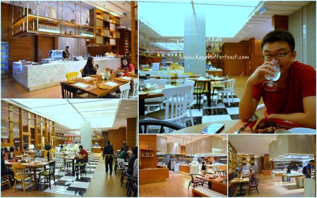 Makan Kitchen @ DoubleTree by Hilton Johor Bahru (2)
