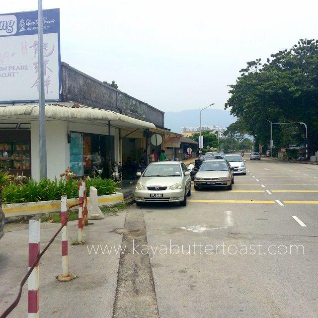 The Famous Economy Rice Sa Kak Eng @ Jalan Air Itam, Air Itam (1)