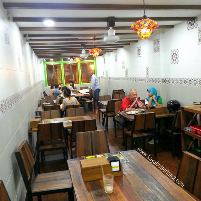 The Oldest Nasi Kandar in Penang @ Hameediyah Restaurant, Campbell Street, Georgetown, Penang (10)