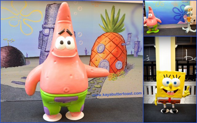 Celebrate Holiday With SpongeBob SquarePants in Gurney Paragon Mall (18)