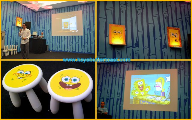 Celebrate Holiday With SpongeBob SquarePants in Gurney Paragon Mall (5)