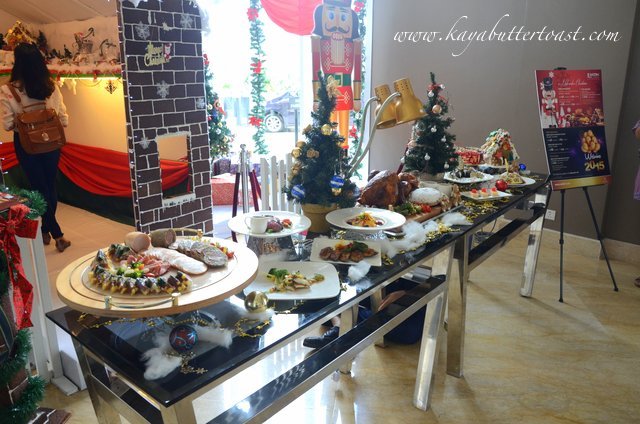 Eastin Hotel Penang December 2014 Buffet Theme - Christmas Eve & New Year Eve (2)