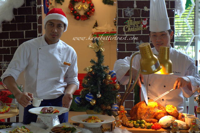 Eastin Hotel Penang December 2014 Buffet Theme - Christmas Eve & New Year Eve (3)