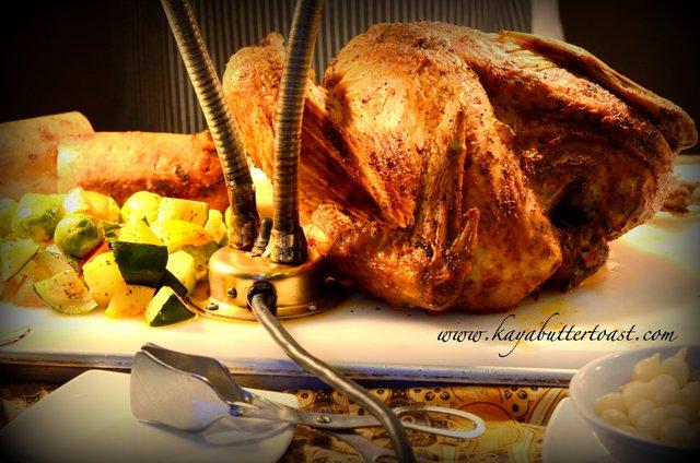 G Hotel Christmas Eve 2014 Buffet Dinner @ G Cafe, G Hotel, Gurney Drive, Penang (33)