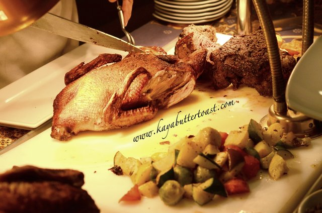 G Hotel Christmas Eve 2014 Buffet Dinner @ G Cafe, G Hotel, Gurney Drive, Penang (34)
