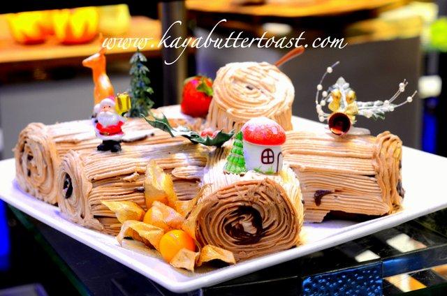 G Hotel Christmas Eve 2014 Buffet Dinner @ G Cafe, G Hotel, Gurney Drive, Penang (8)