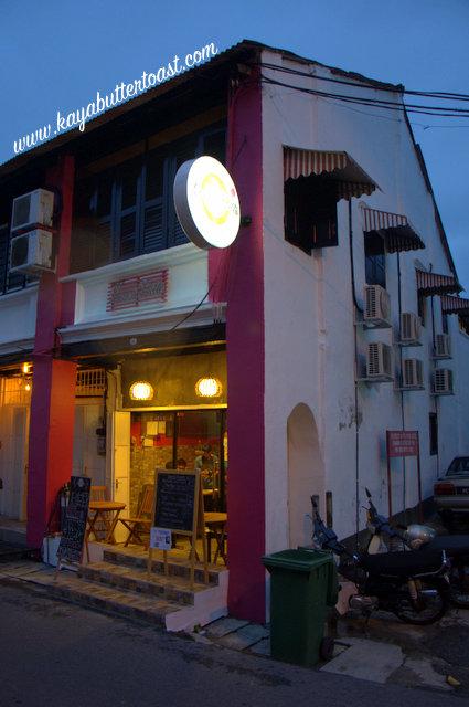 Love & Latte (& Nutella Too!) @ Love Lane, Georgetown, Penang (1)