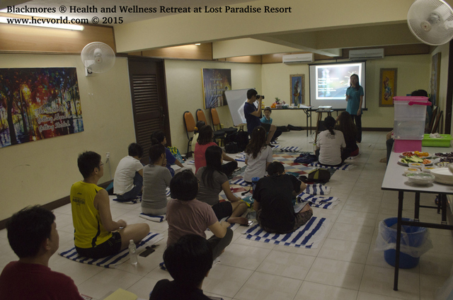 Get healthy and relax with Blackmores Health and Wellness Retreat-18 to 19 April 2015_14